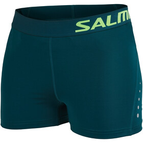 Salming Energy Shortsit Naiset, deep teal